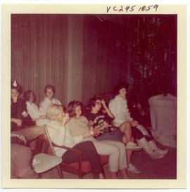 Scene from a Junior-Senior Halloween party, Washington University School of Medicine, Program in ...