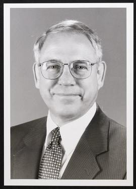 Portrait of Dennis L. Amman.