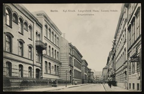 Berlin Ziegelstraße