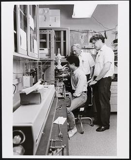 Drs. Eliot Elson and Carl Frieden, Division of Biology and Biomedical Sciences, Washington Univer...