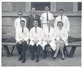 Group portrait of the Washington University School of Medicine Department of Psychiatry.