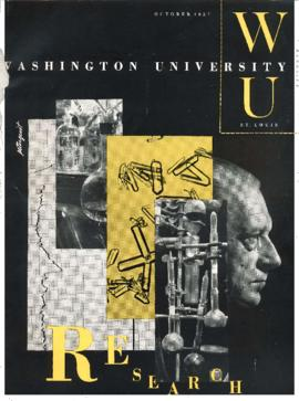 Washington University Magazine, V27, N01, October 1957.