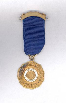 Gold Medalion, Scientific Accomplishment, St. Louis Medical Society.