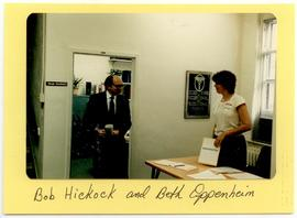Bob Hickock and Beth Oppenheim, Washington University School of Medicine, Program in Occupational...