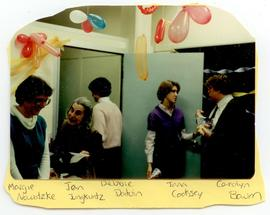 Margie Nowaltzke, Jan Jungkuntz, Debbie Datoin, Jana Cooksey, and Carolyn Baum at Margie Nowaltzk...