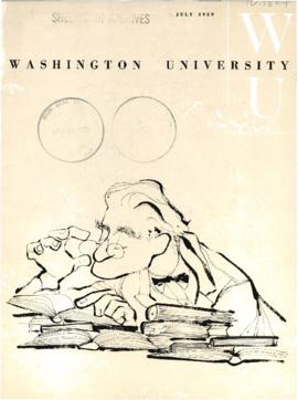 Washington University Magazine, V28, N04, July 1959.