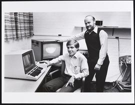 Stan Phillips and Russell E. Hermes, Biomedical Computer Laboratory, Washington University School...