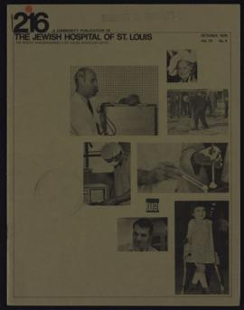 216 Jewish Hospital of St. Louis, October 1970.