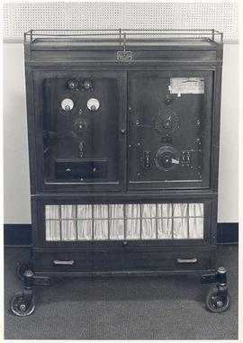 Western Electric 1-A Audiometer, circa 1920s.