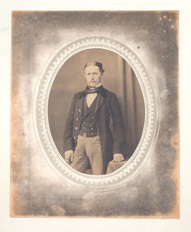 Unidentified man, possibly O. Friedrich Grote.