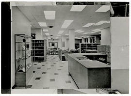 Interior view of the Washington University Shool of Medicine Library.